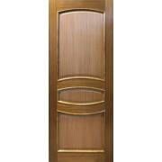 Шпонированная дверь Модель 29 шпон Орех