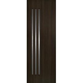 Шпонированная дверь Модель 42 шпон Венге