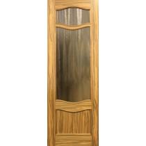 Шпонированная дверь Модель 30 Шпон Оливия